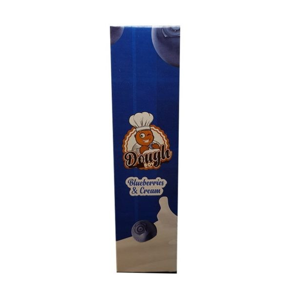 Blueberries & Cream by Dough Boy